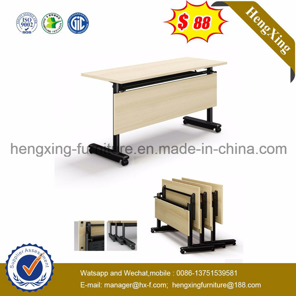School Furniture Double School Desk School Folding Table (NS-CF004)