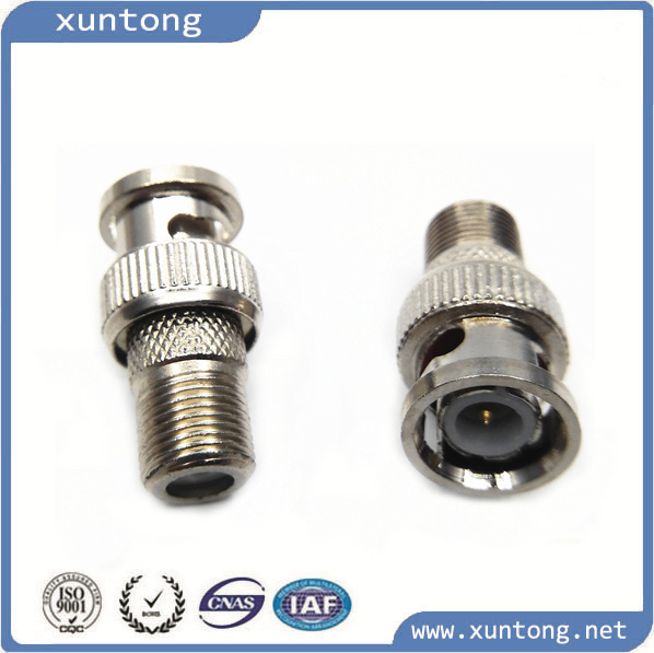 Waterproof CCTV BNC RF RG6 Connector with Good Price (connector factory)