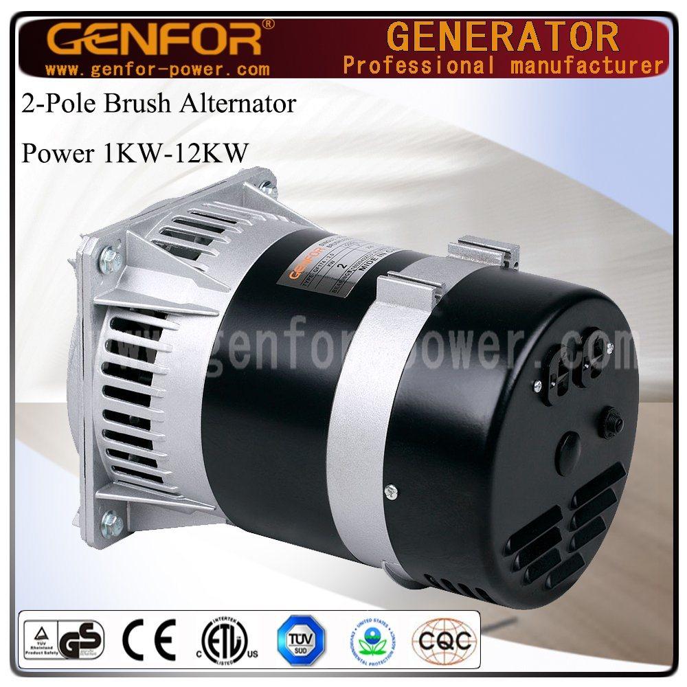 100% Copper Wire Alternator for Diesel Engine, Compress Air machine