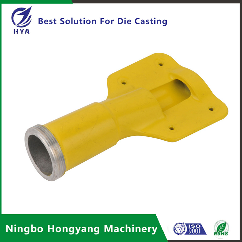 Orange Powder Coating-Die Casting