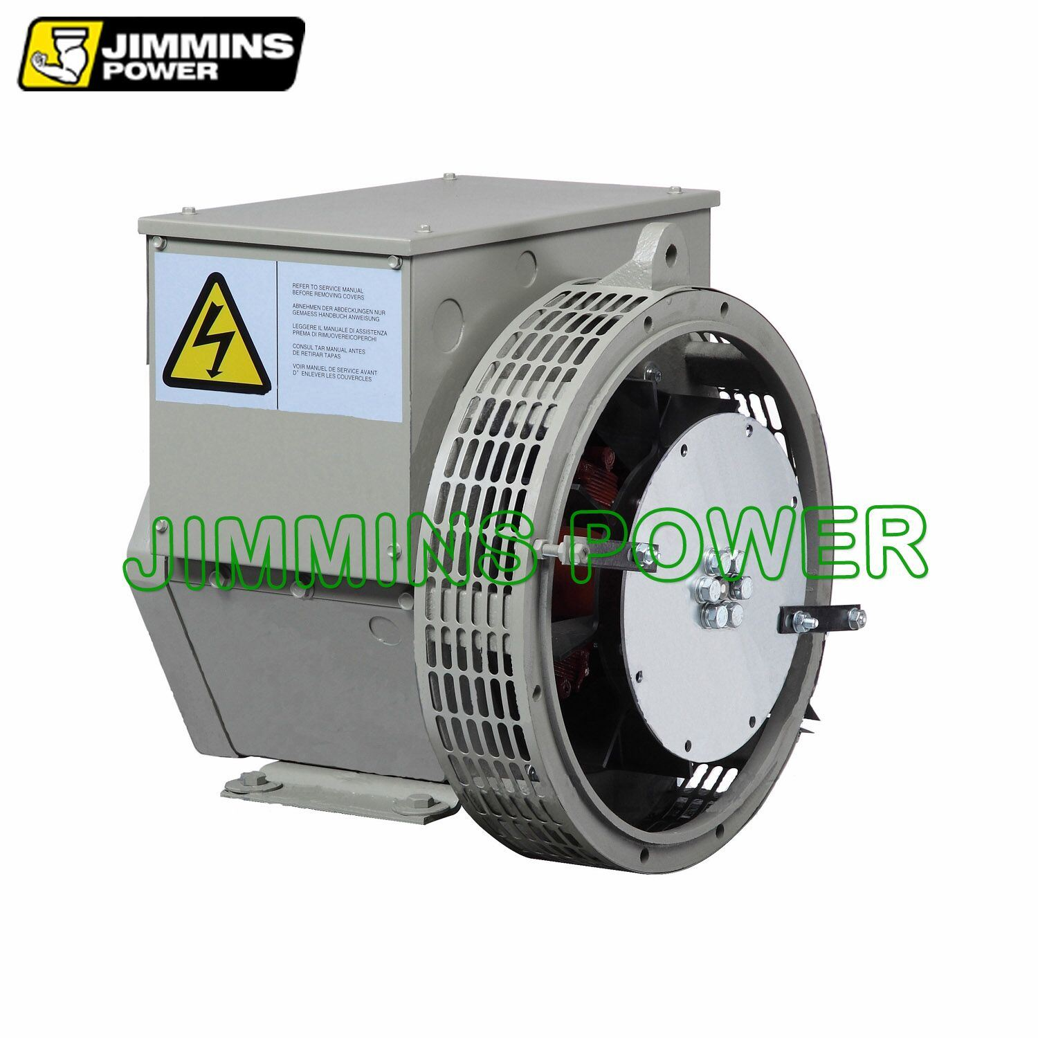 Energy Saving Single/Three Phase AC Electric Dynamo Alternator Prices with Brushless Stamford Type (8kVA-2000kVA)