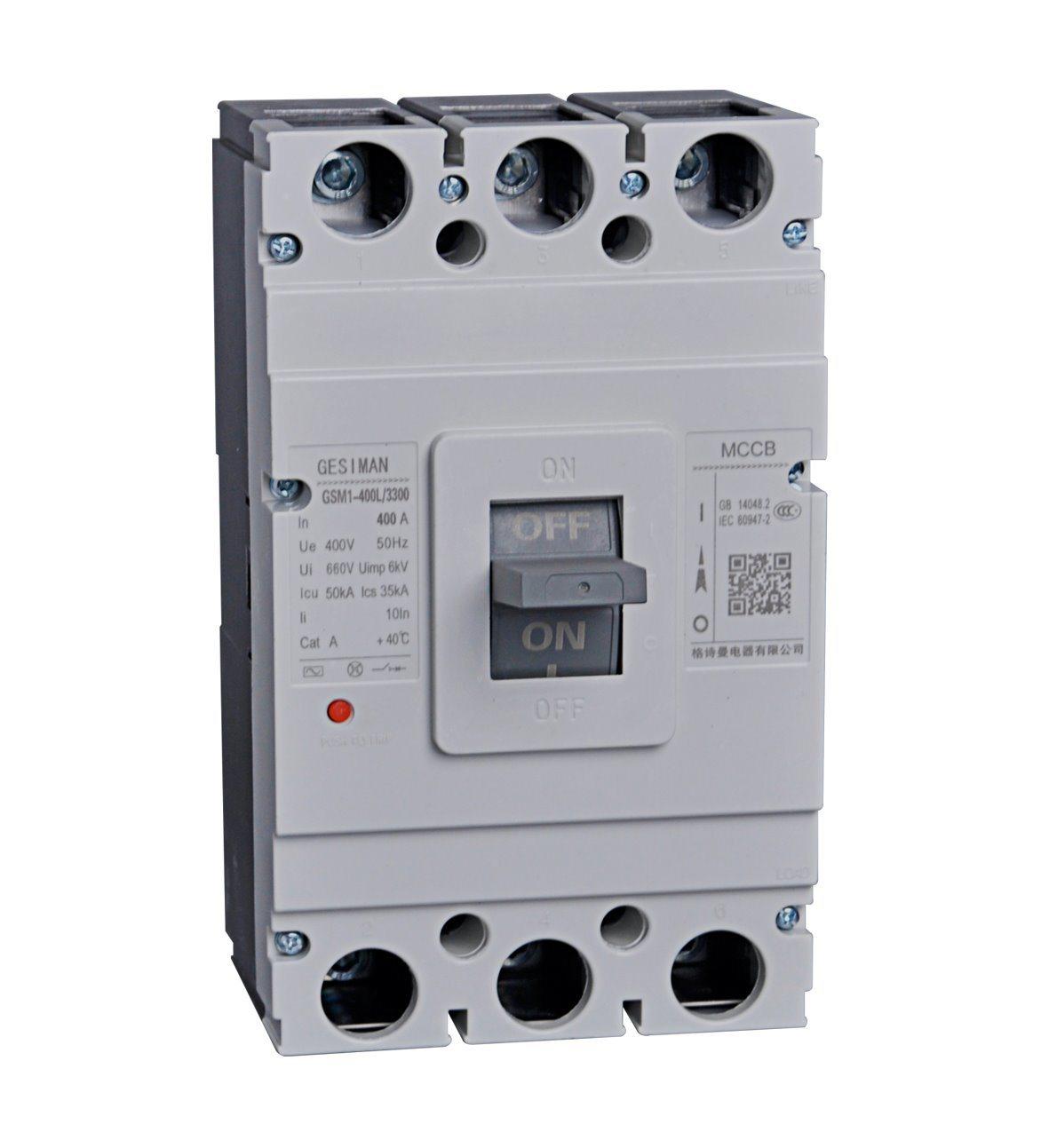 MCCB Moulded Case Circuit Breaker MCCB-63