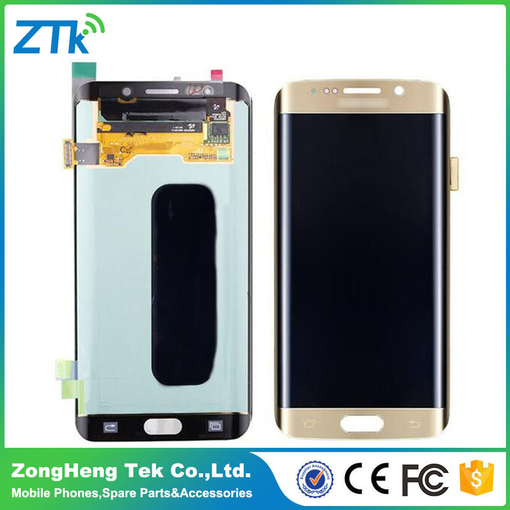 Wholesale Mobile Phone Touch Screen for Samsung Galaxy S6 Edge Plus/S6 Edge/S7 Edge LCD Display