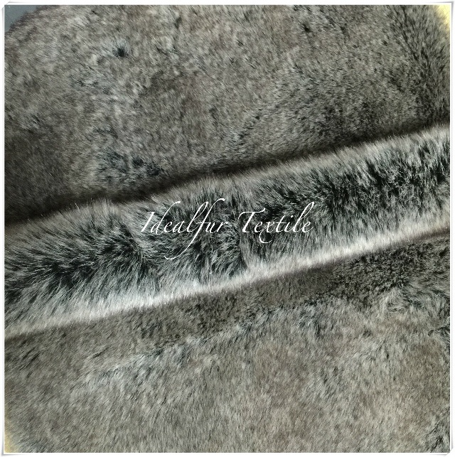 Faux Fur Animal Long Pile Fabric 3 Tones