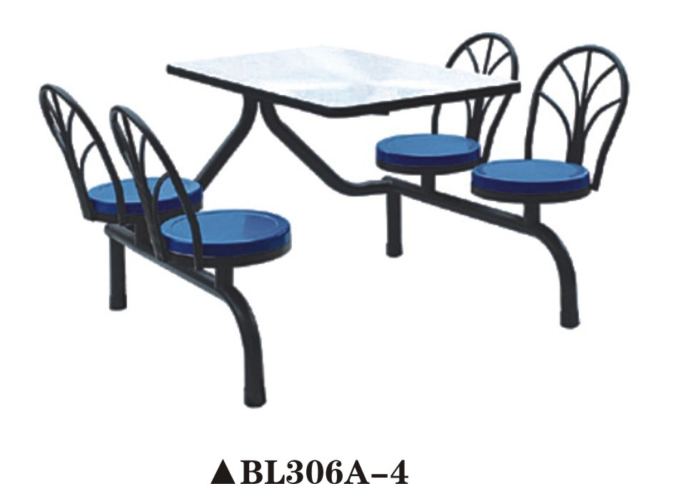 Restaurant Table and Chair for Canteen