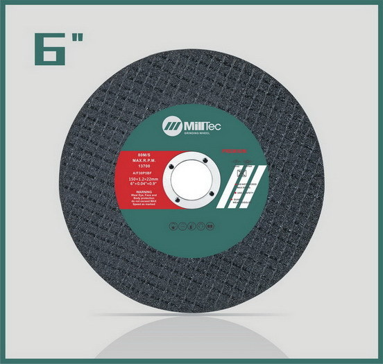 6′′ Green Super Abrasive Wheel
