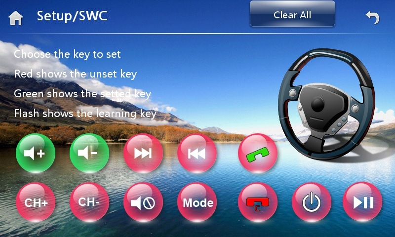 Wince 6.0 Quad Core 2 DIN Capacitive Touch Screen Car Navigation with Bt 3G Vmcd FM Am for Greatwall H6
