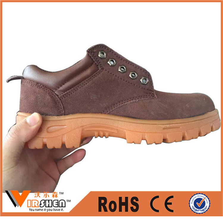 Cheap Price Work Safety Shoes Woodland Safety Shoes