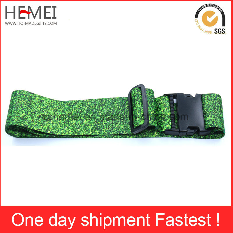 Luggage Safety Code Custom Belt for Travel Bag