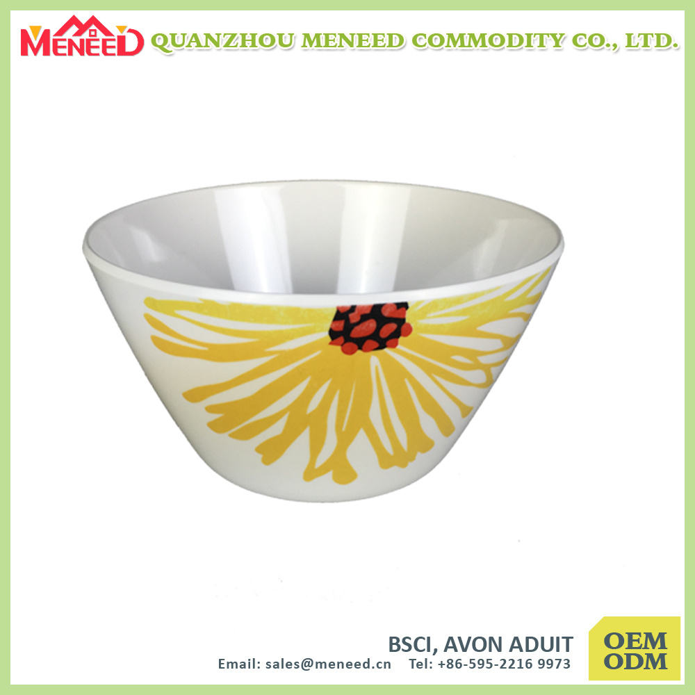 Bulk Buy From China 7′′ Melamine Salad Bowl