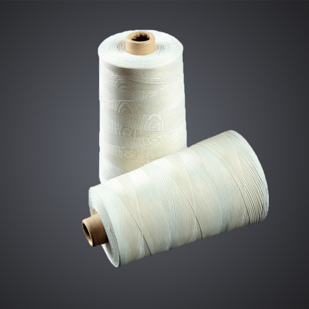 High Temperature Heat Flame Resistant PTFE Coated Fiberglass Sewing Thread