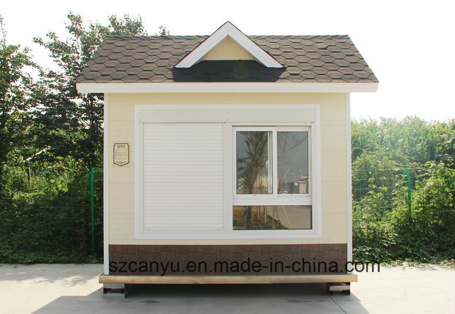 Modular Container House with Different Design