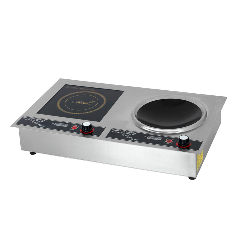 Hight Quality Four Head Desktop Induction Cooker