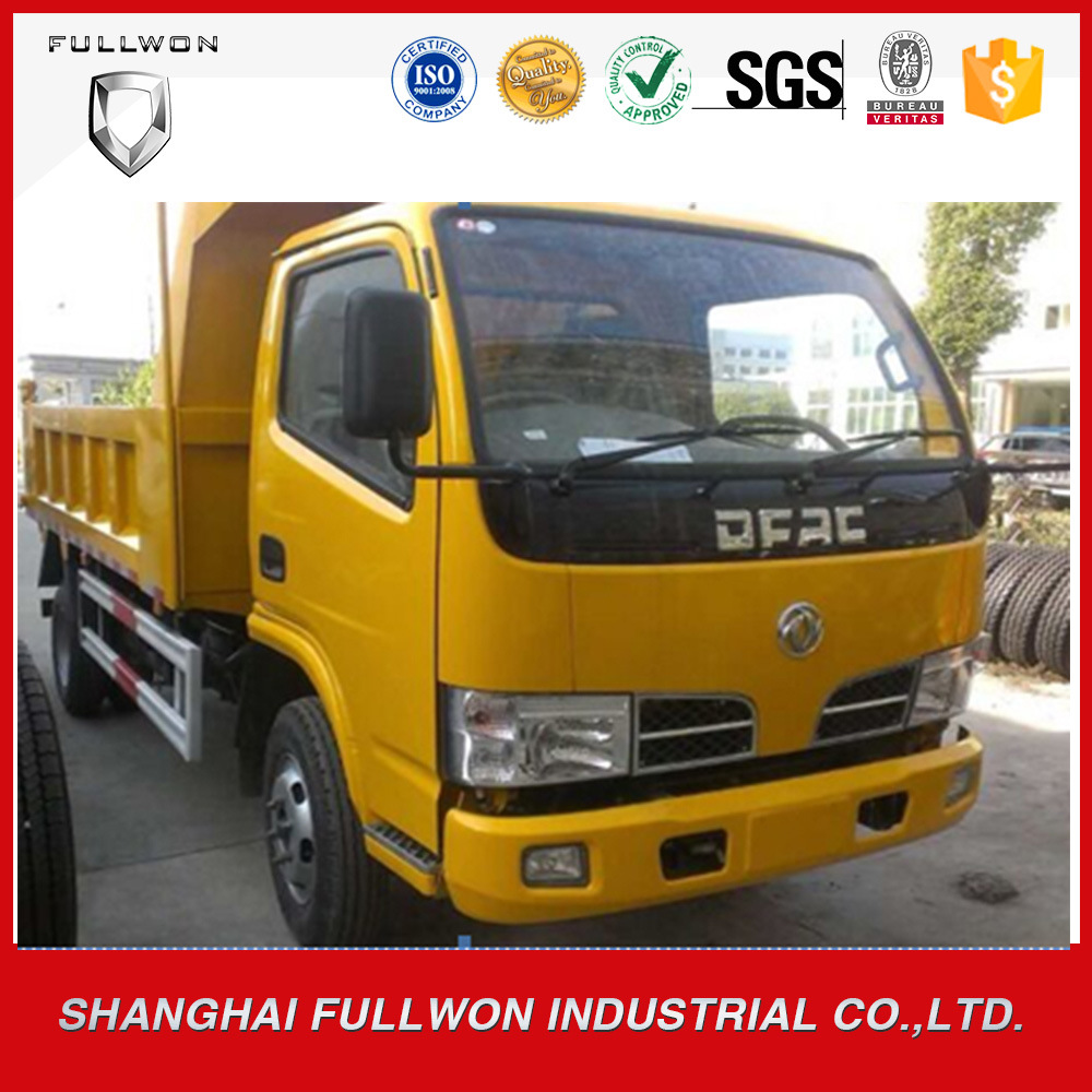 Dongfeng Mini Dump Truck for Sale