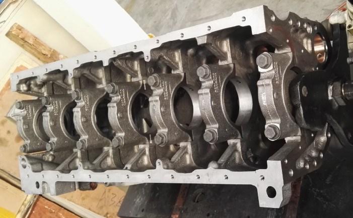 Qsl 9 Cylinder Block for Cummins Engine
