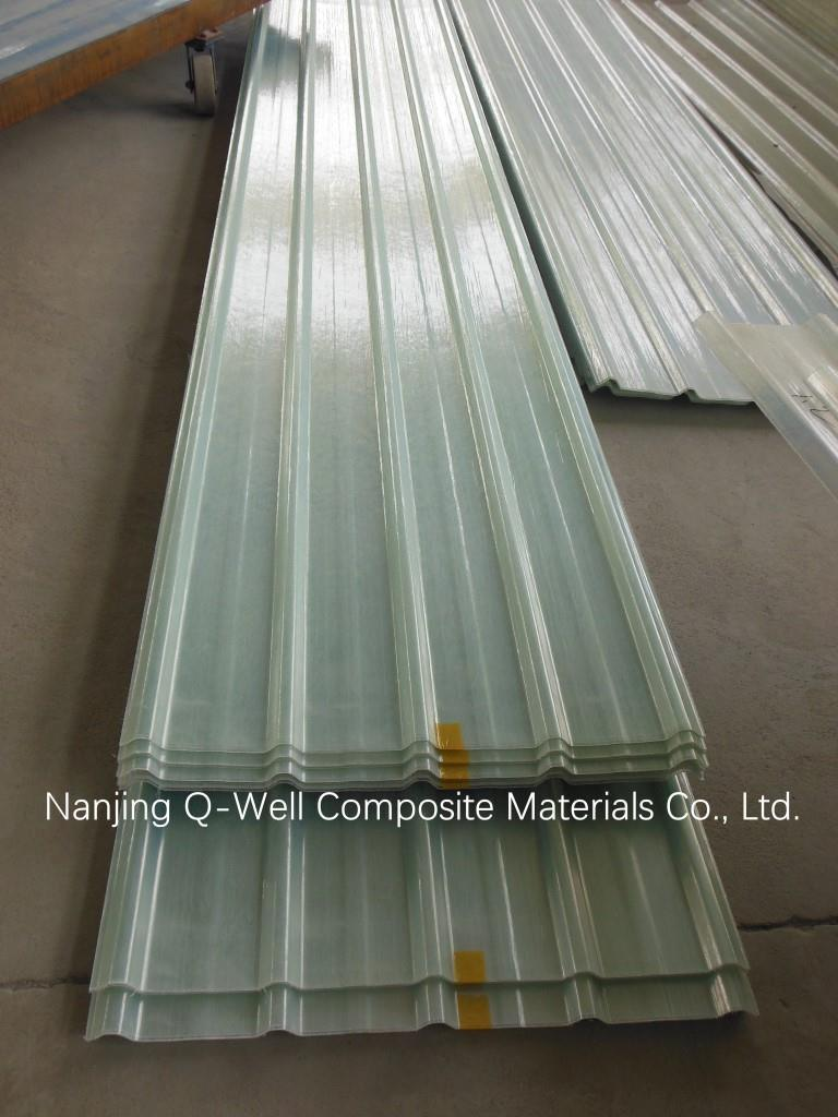 FRP Panel Corrugated Fiberglass/Fiber Glass Roofing Panels 171011