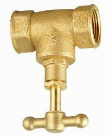 Corrosion Resistance Female Thread Brass Gat Valve