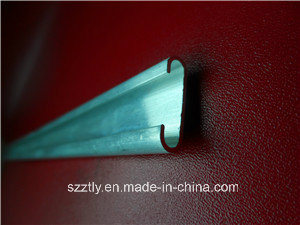 6063 /6061/6060/6082 etc Custom Aluminium Extrusion Oval Tube