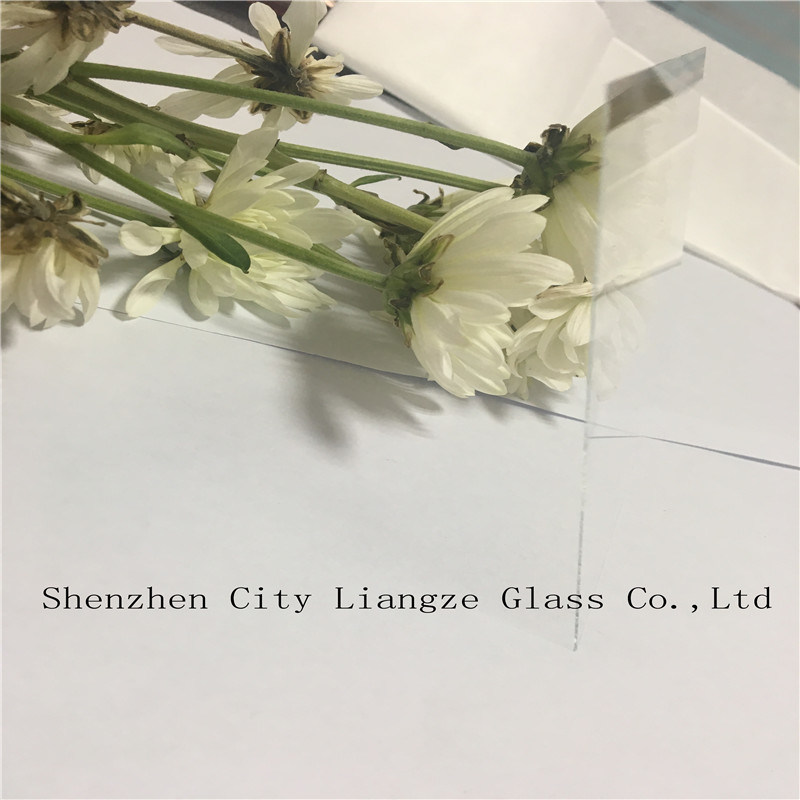 0.2mm-1.1mm Clear Ultra-Thin Glass for Optical Glass/ Mobile Phone Cover/Protection Screen