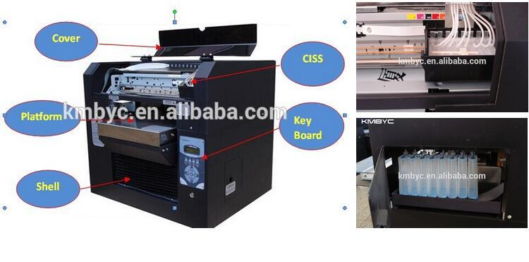 8 Color High Speed Eco Solvent Printer (hot sale)