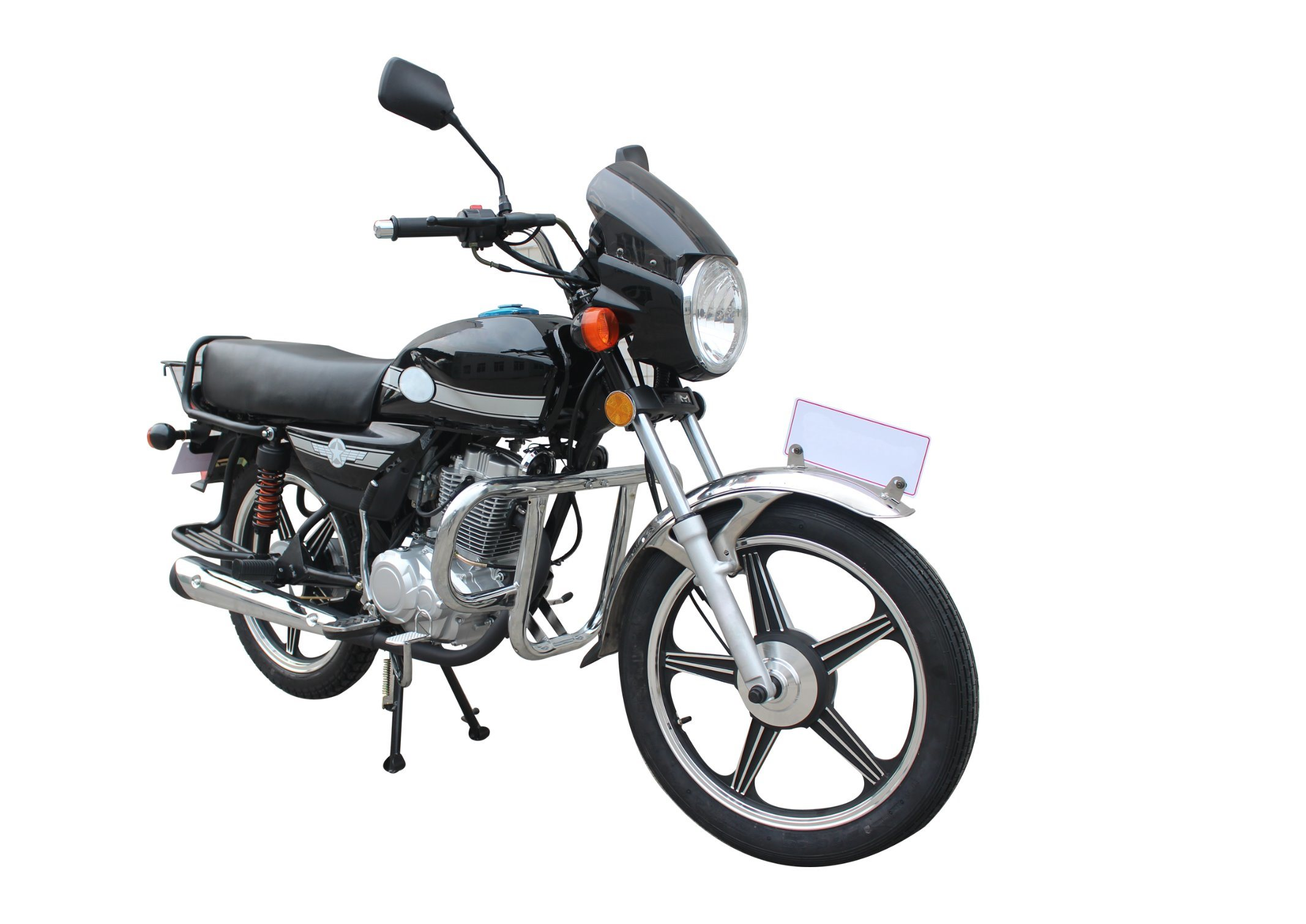 150cc Standard Motorcycle, Most Popular Motor, Three Passengers