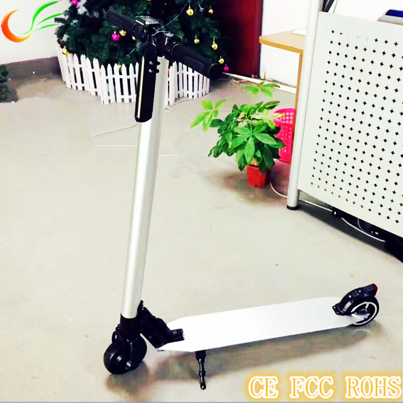 Green Travelling 6 Inch Aluminum Alloy Folding Electric Bicycle