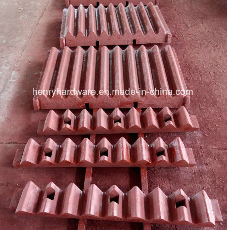 Various High Manganese Steel Castings