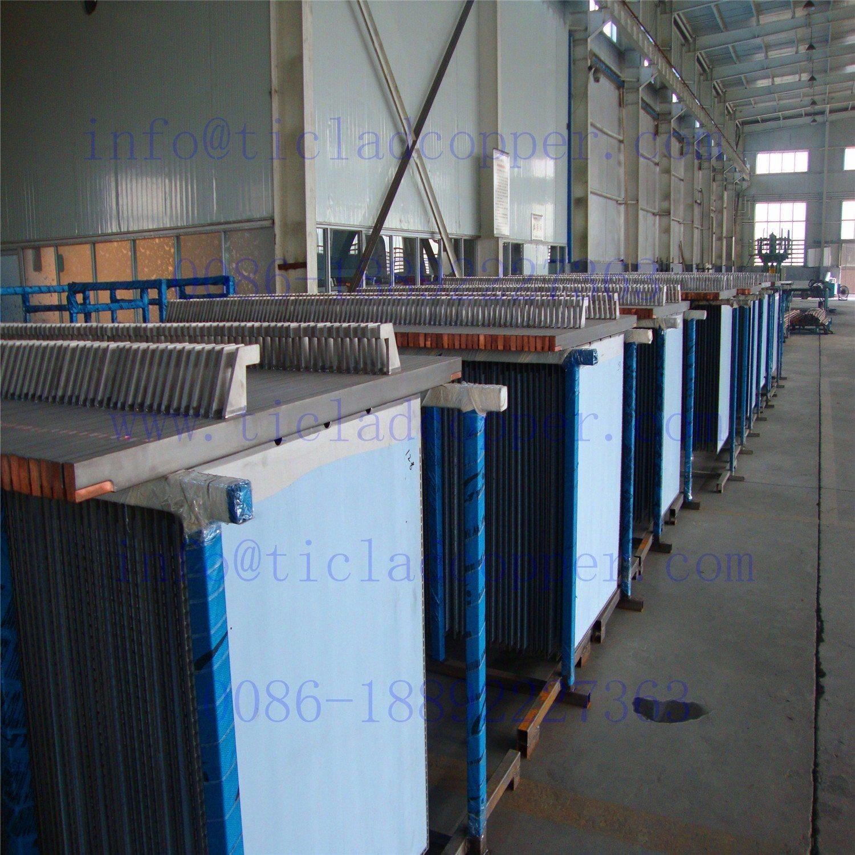 Titanium Clad Copper Cathode Plate for Wet Metallurgy