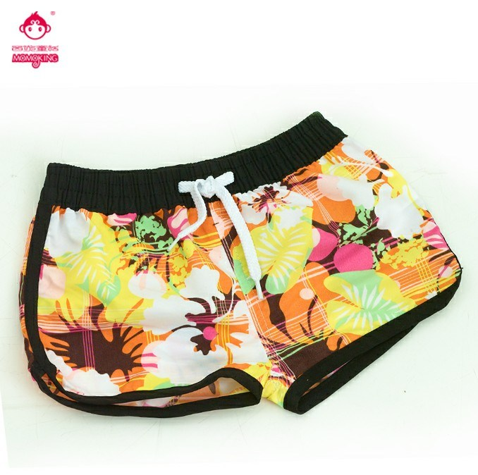girl swim shorts