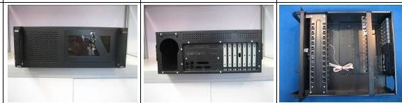 4u 483e Rackmounted Case for Sever Rack/Network Cabinet