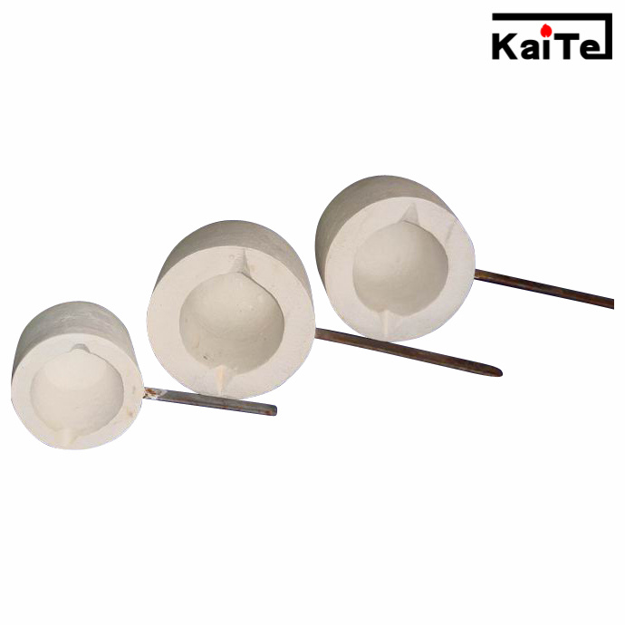 Ceramic Fiber Scoop Metal Liquid
