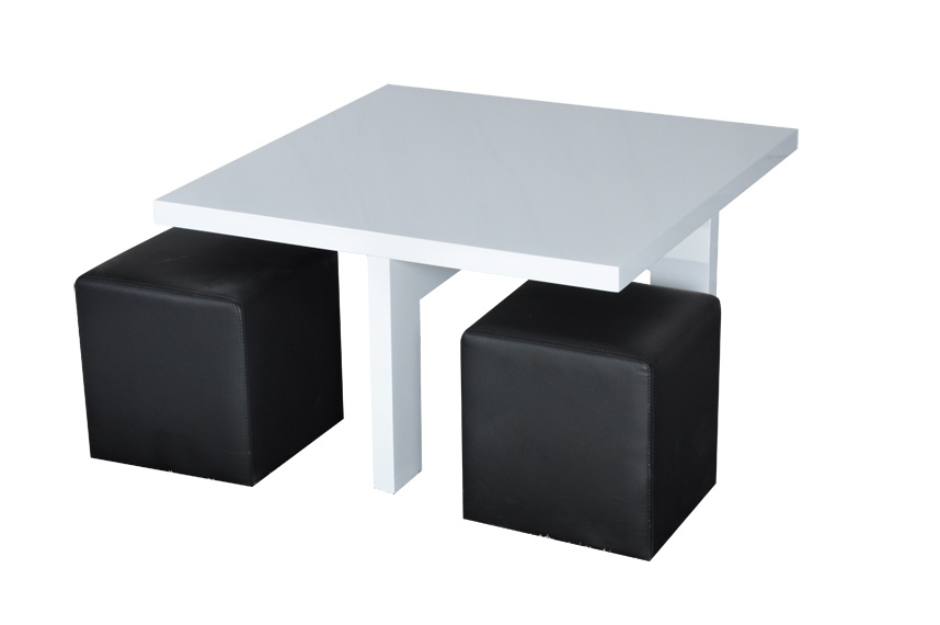 China Square Coffee Table With Seat YM 4039W China Mdf Top Mdf