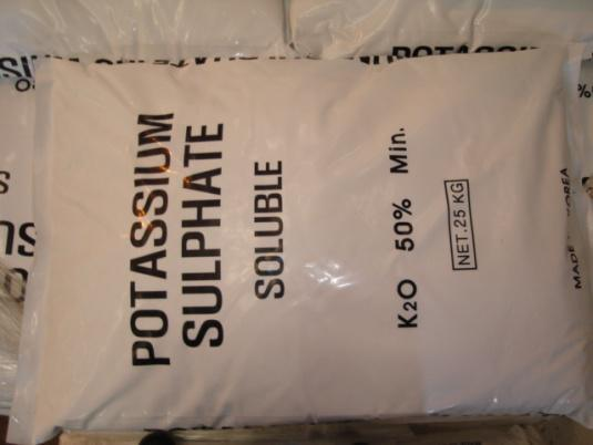 Potassium Sulfate Granular 98%