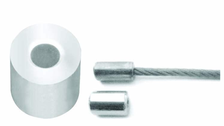 Aluminium Stop Button/ Sleeve/ Ferrule