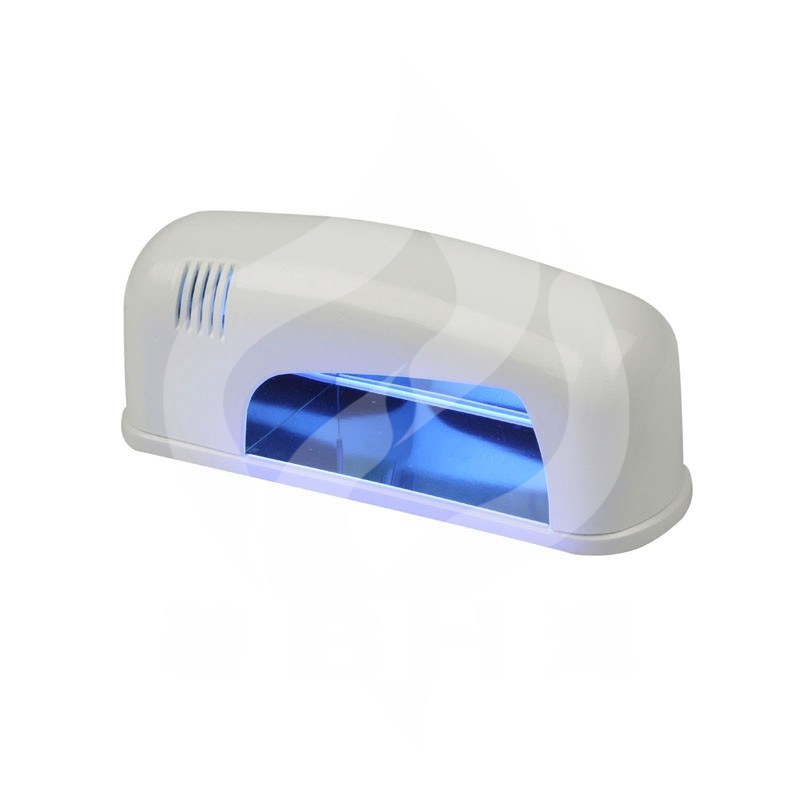 Uv lamp in lab