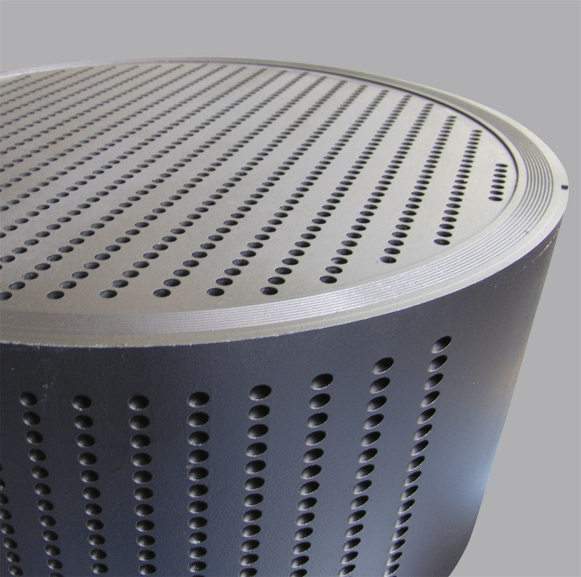 Heat Exchanger Graphite Round