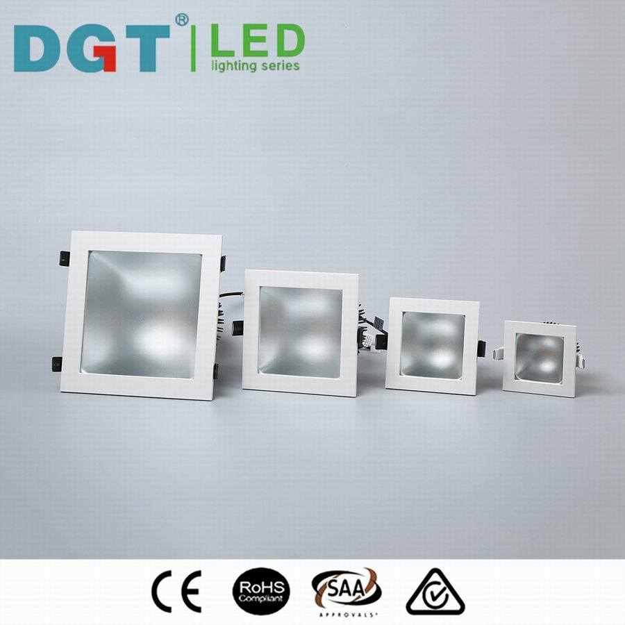 High CRI 5W Dimmable COB LED Downlight Commercial Lighting