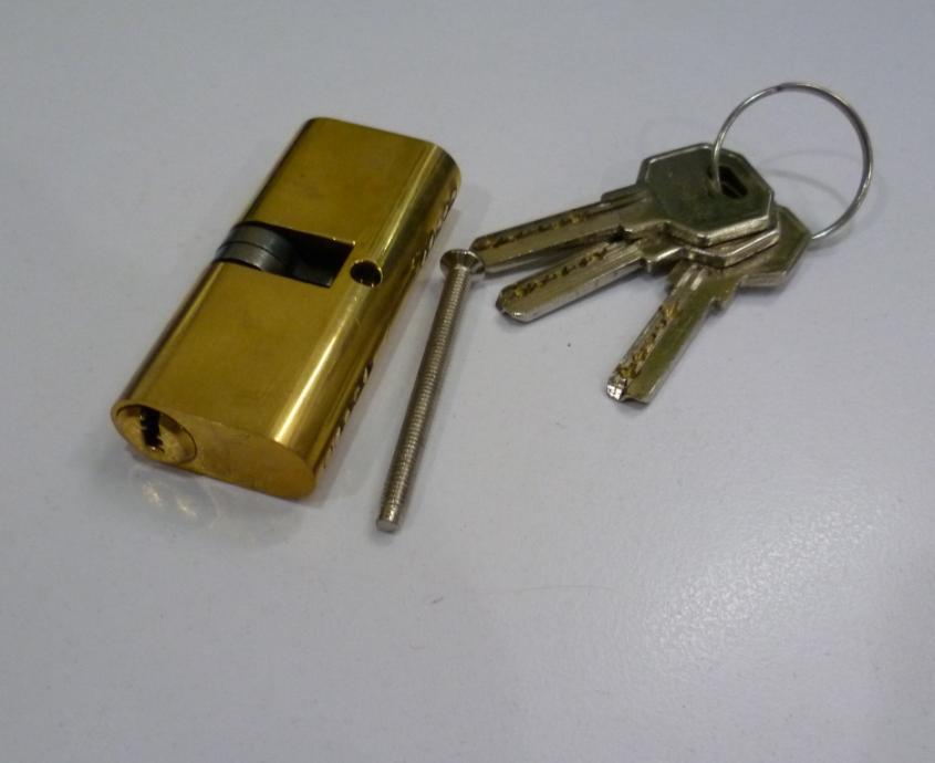 Brass Cylinder (2305A)