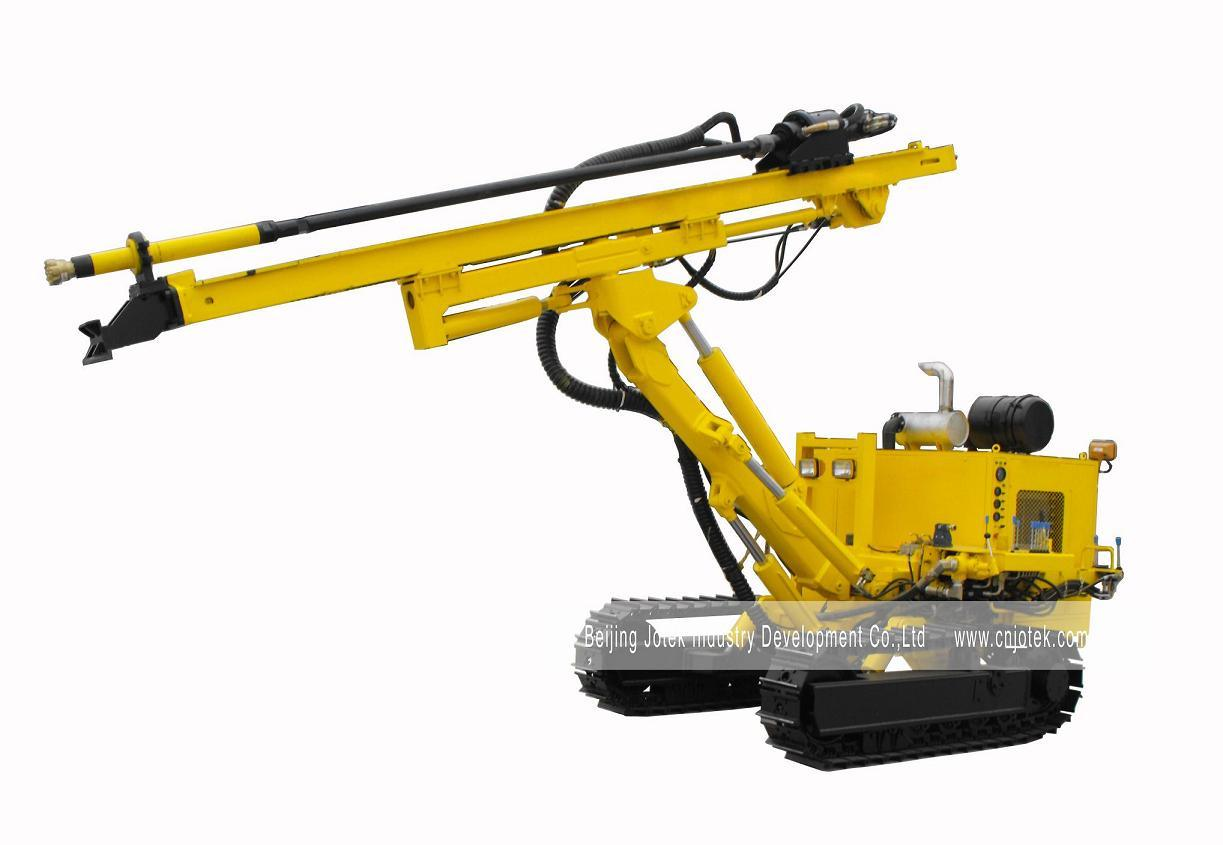 Rock Blasting Equipment : China rock blasting drilling machine rig