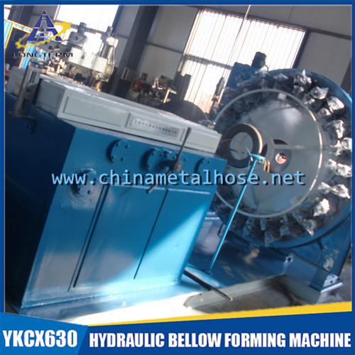 Stainless Steel Wire Braiding Machine for Flexible Corrugated Metal Hose