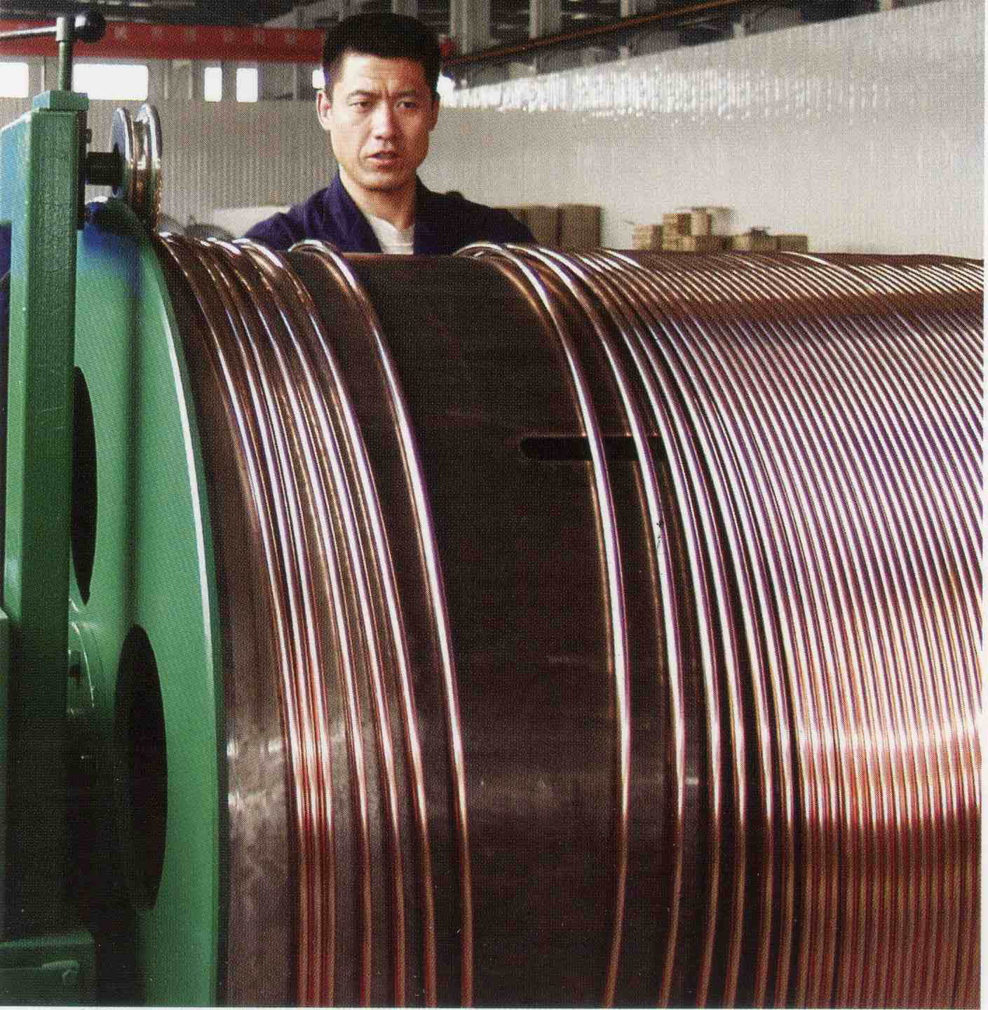 CCA Wire (Copper Clad Aluminum Wire), 8mm and 10mm Lightning Protection