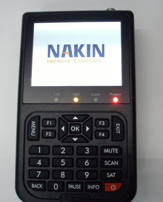 Satlink Digital Satellite Meter (WS-6906)