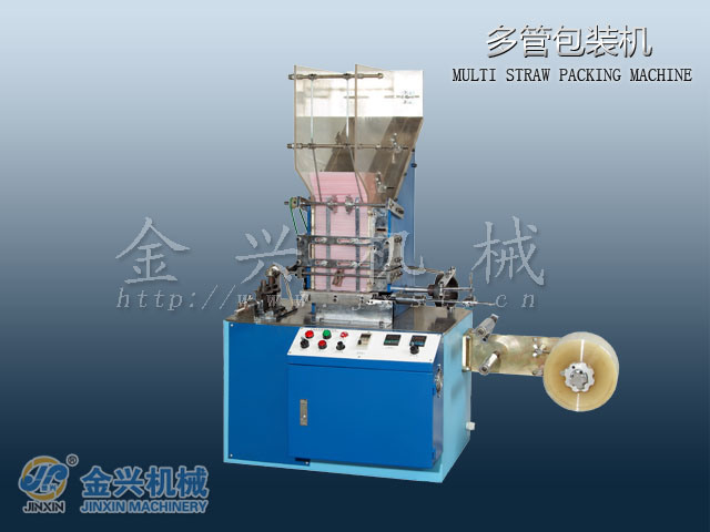 Multi-Straw Packing Machine (DGII-24)