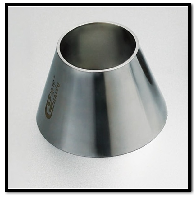 China welded concentric reducer weld