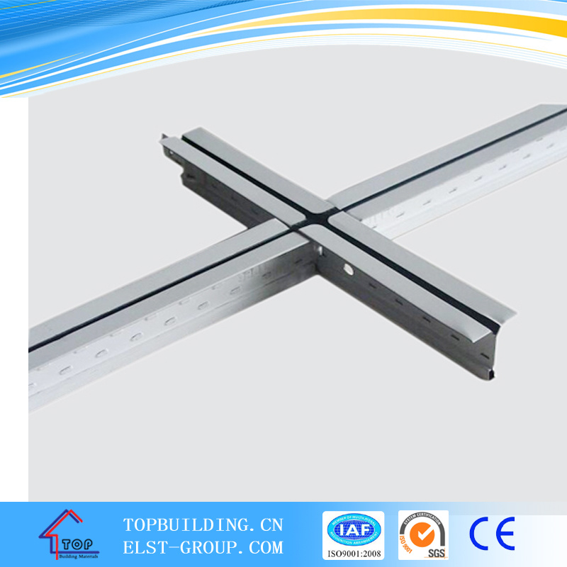 T-Bard/Ceiling T Grid/Ceiling Tee/Plane Groove T-Gird/32*24*0.3mm