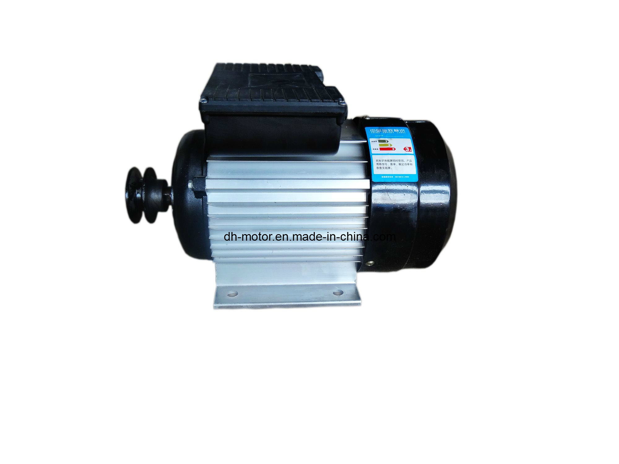 Yl Series Single Phase Dual Capacitor Ac Electric Motor