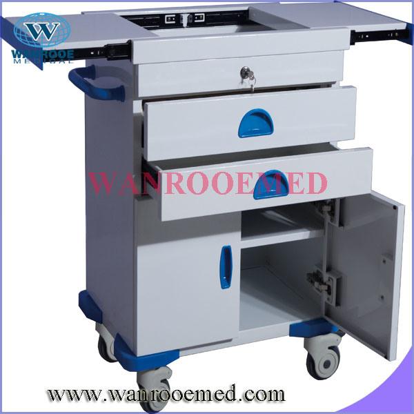 Medical Emergency Trolley Equipment