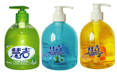 New Natural Flavor Hand Wash Liquid Soap