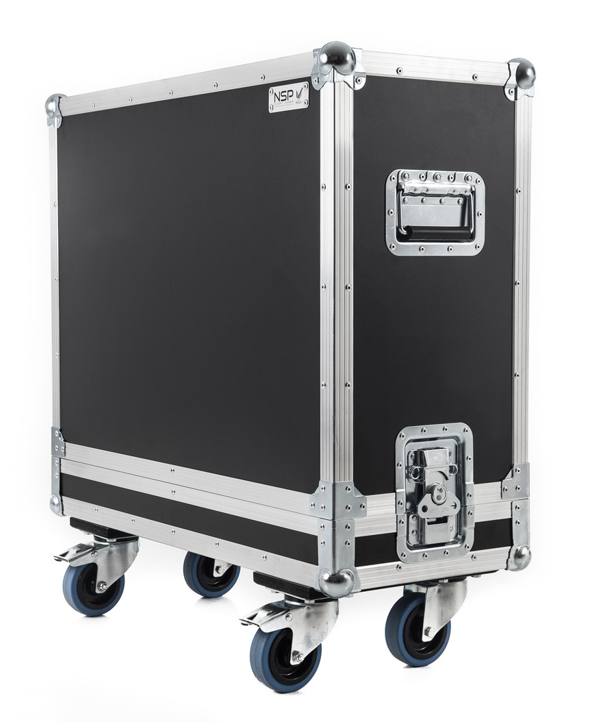 Excellent Quality Aluminum Rack Hardware Case Flight Case