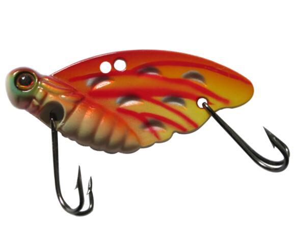 Top Fishing Tackle Vibe Lure Blade Lure Metal Vib Jig Fishing Lure